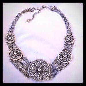 Lia Sophia Angelique Collar Necklace